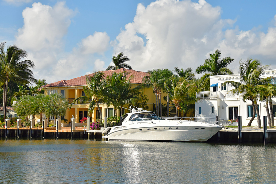 florida houses on the water. boca raton waterfront homes florida houses on the water o