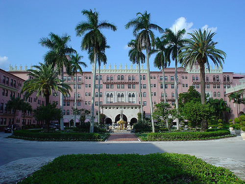 Boca Raton Resort - Image Credit: http://www.flickr.com/photos/kmagoon/1893181573/