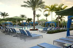 Delray Beach Real Estate Pool at The Bridges