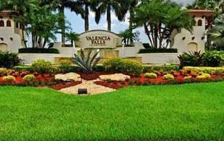 Valencia Falls Homes for Sale in Delray Beach