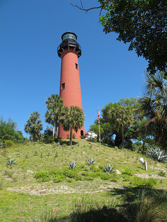 The Jupiter Lighthouse - Photo Credit: http://www.flickr.com/photos/stretchybill/5559198941/