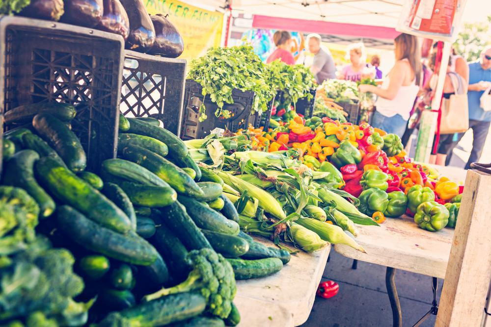 Go-To Green Markets in Palm Beach County