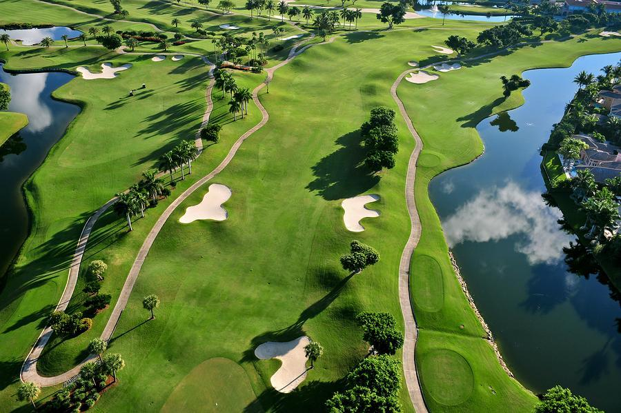 Boynton Beach Golf Course Commuities